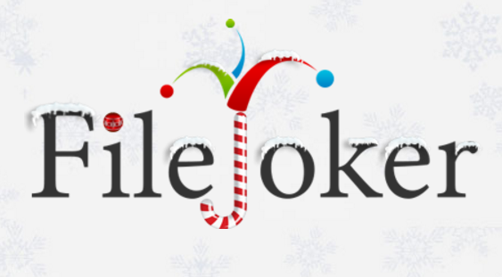 filejoker christmas promo